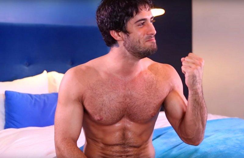 Prêmio escolhe melhores do pornô gay. Brasileiro é um